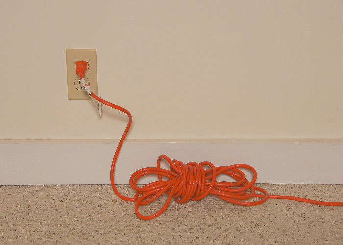 Can you use an extension cord with a refrigerator