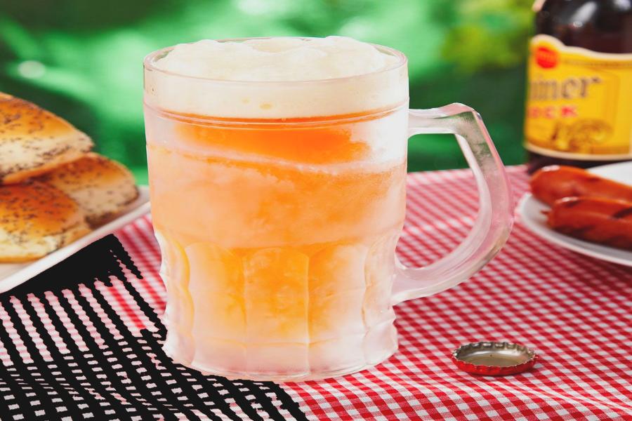 How do freezer mugs work